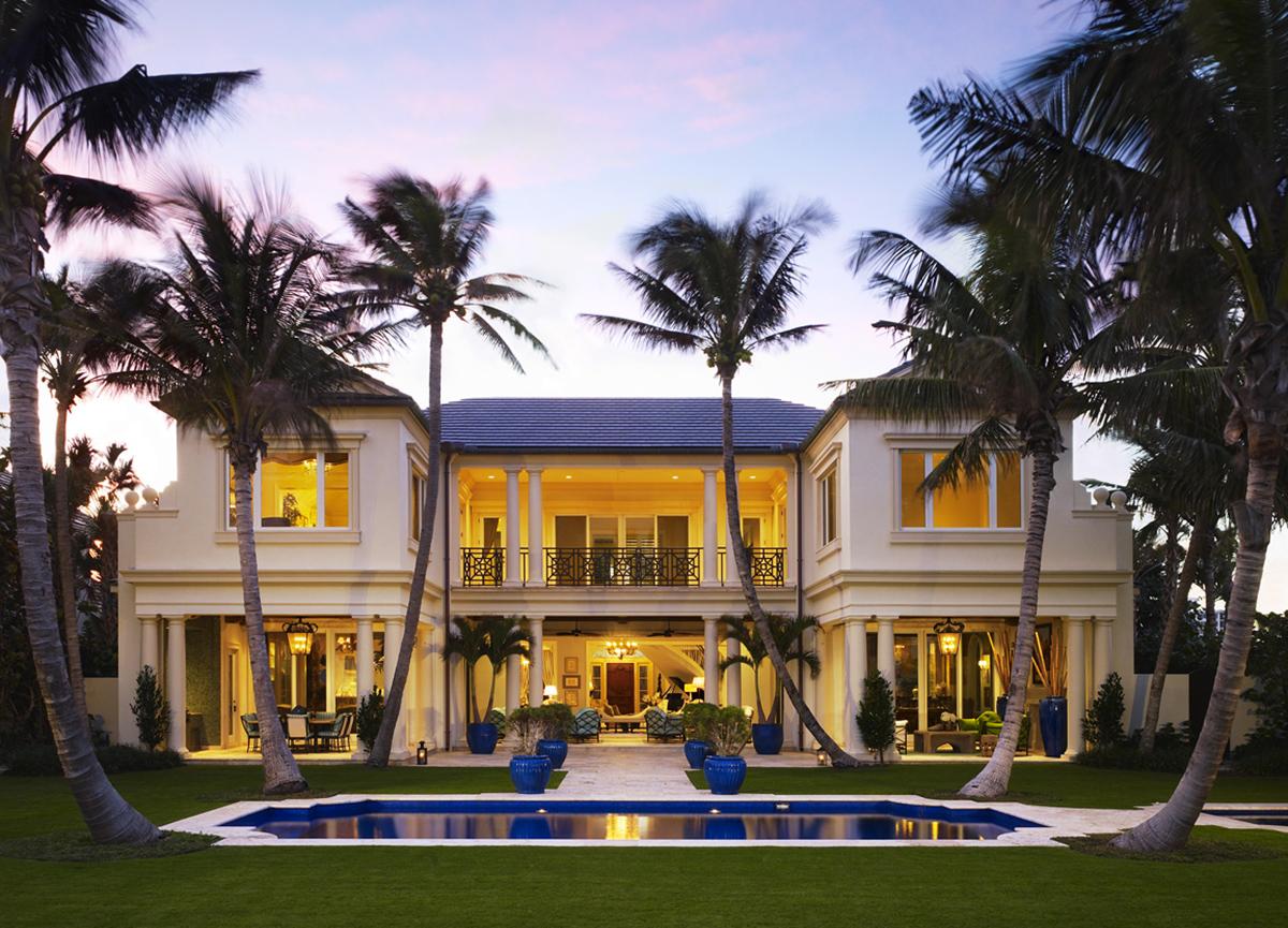 Exterior architectural photography palm beach miami for Miami home design usa
