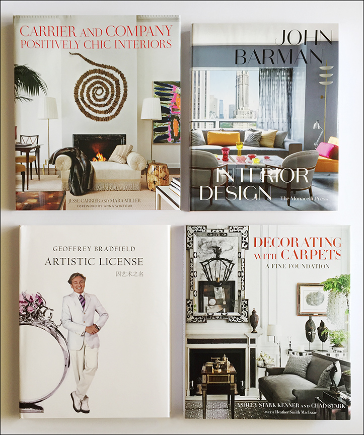 Interior design books brantley photography for Interior design and decoration textbook