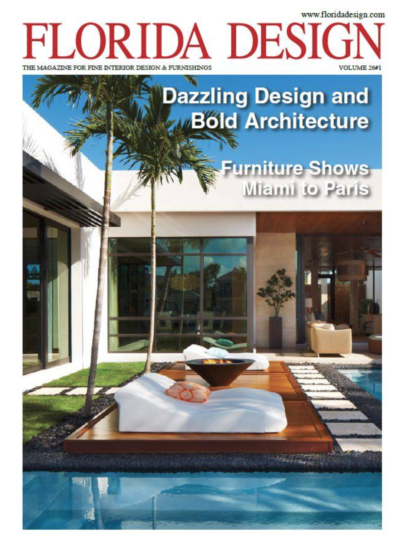 Florida design magazine brantley photography for Florida design
